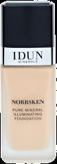 IDUN Norrsken meikkivoide Ingrid 30 ml