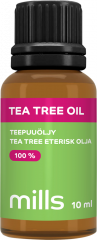 Mills Teepuuöljy 10 ml