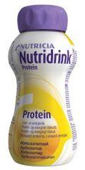 NUTRIDRINK PROTEIN APRIKOOSI X4X200 ML